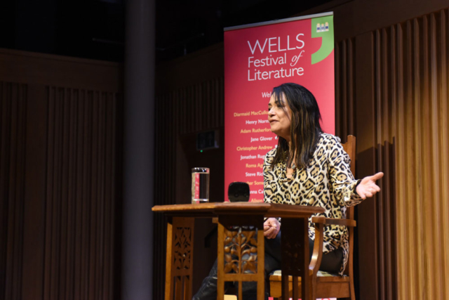 Joanna Cannon - 2019 Wells Festival of Literature