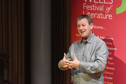 Julian Baggini - 2019 Wells Festival of Literature