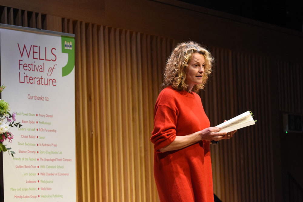 Kate Humble - 2019 Wells Festival of Literature