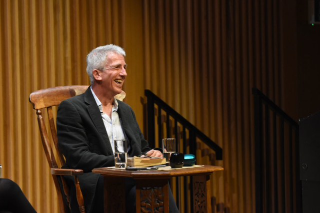 Patrick Gale - 2019 Wells Festival of Literature