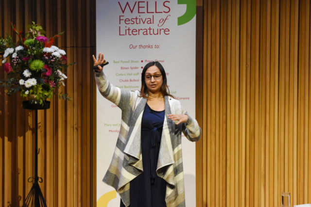 Roma Agrawal - 2019 Wells Festival of Literature