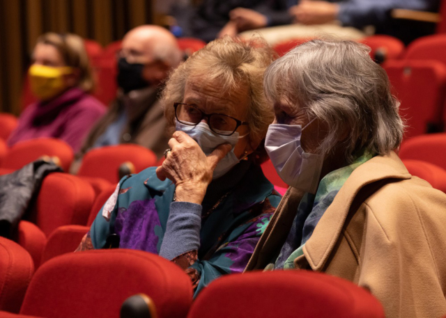 Audience - 2020 Wells Festival of Literature