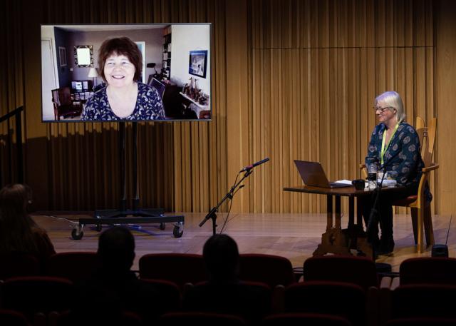 Carolyn Steel - 2020 Wells Festival of Literature