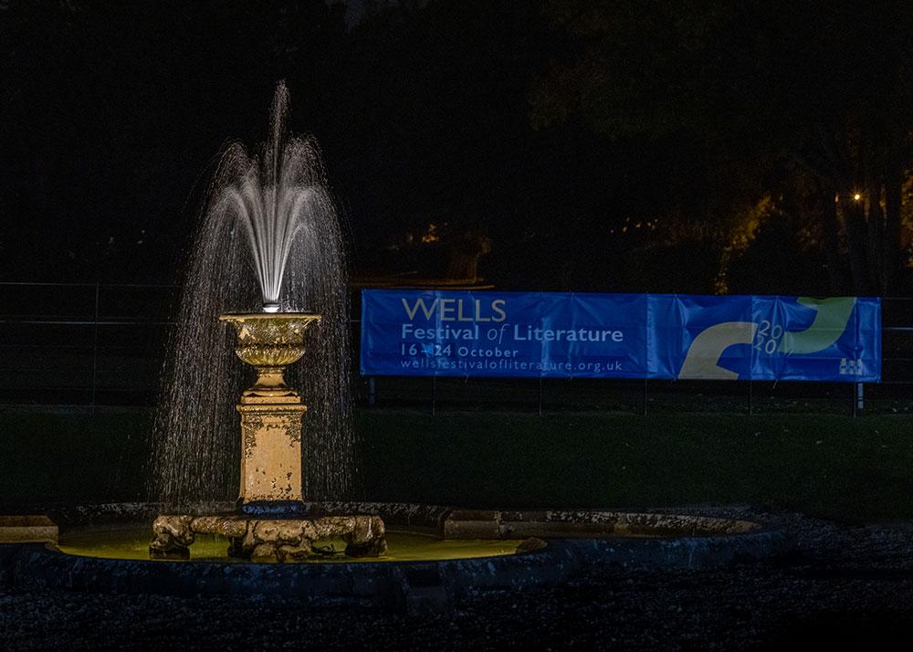 WFL at Cedars Hall - 2020 Wells Festival of Literature