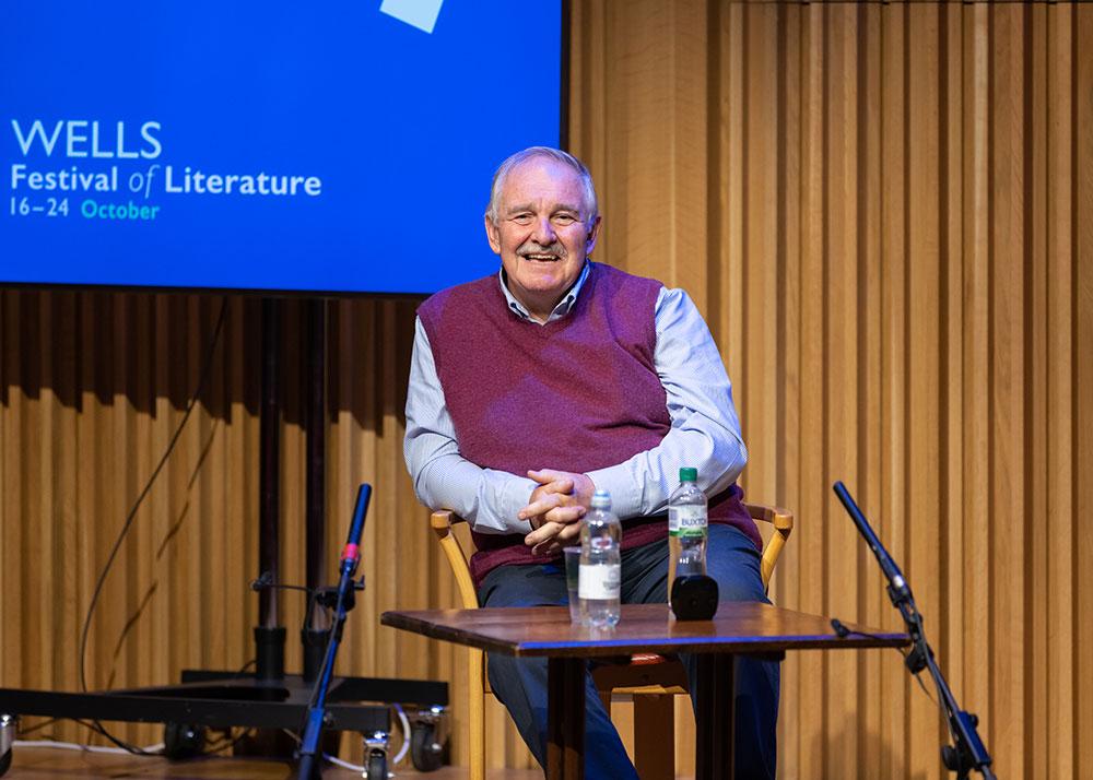 Professor David Nutt - 2020 Wells Festival of Literature