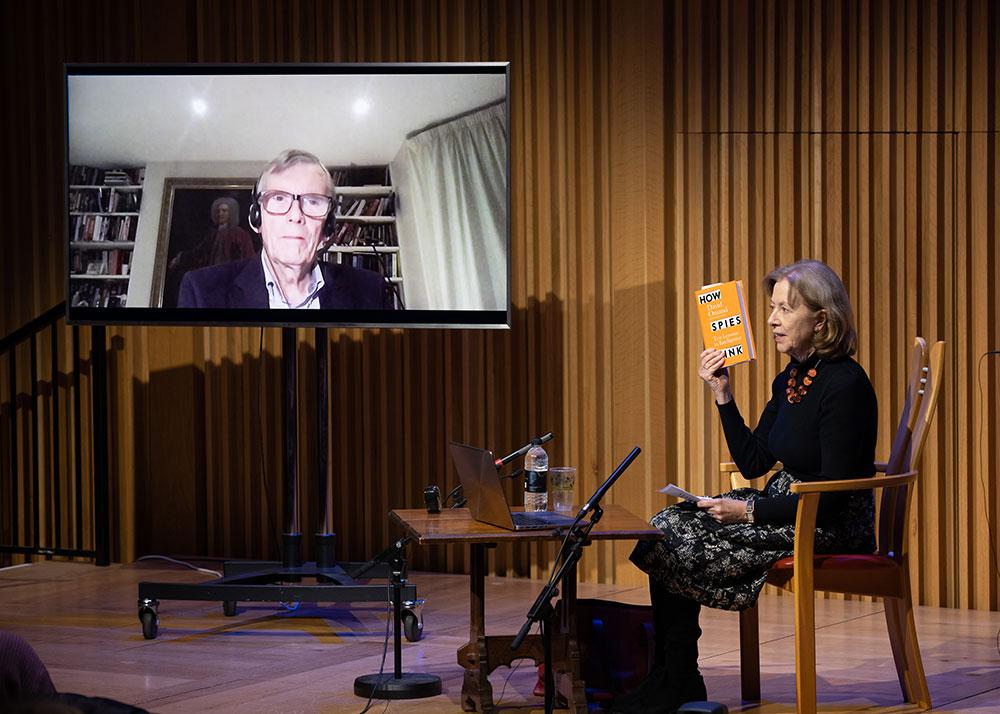 David Omand - 2020 Wells Festival of Literature
