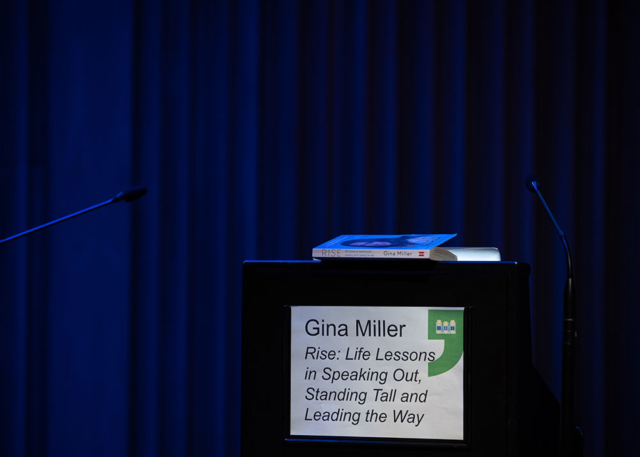 Gina Miller - 2020 Wells Festival of Literature
