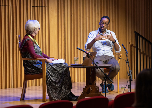 Hashi Mohamed - 2020 Wells Festival of Literature