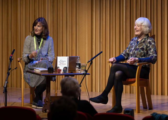Helen Taylor - 2020 Wells Festival of Literature