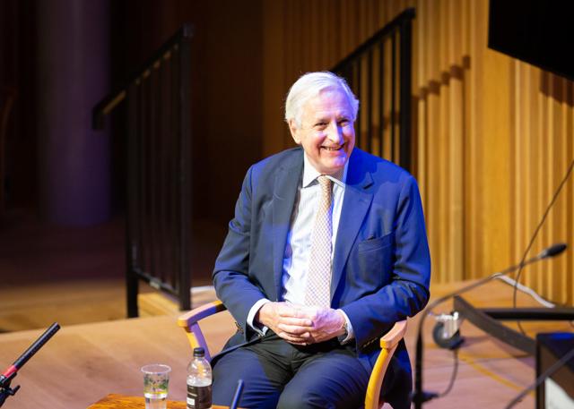 Hugho Vickers - 2020 Wells Festival of Literature