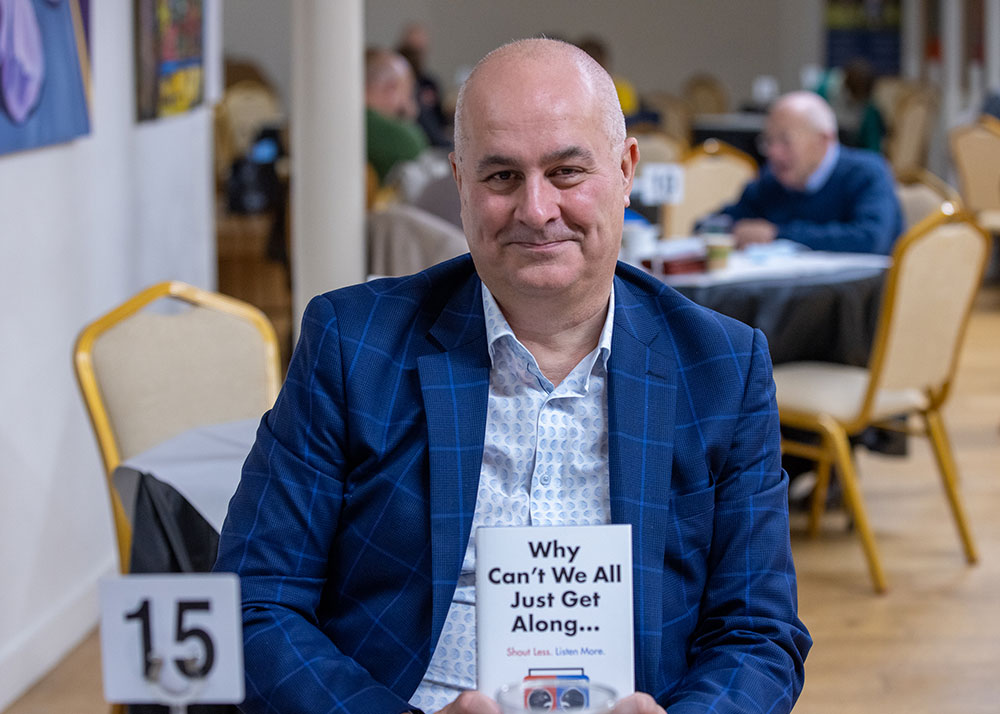 Iain Dale - 2020 Wells Festival of Literature