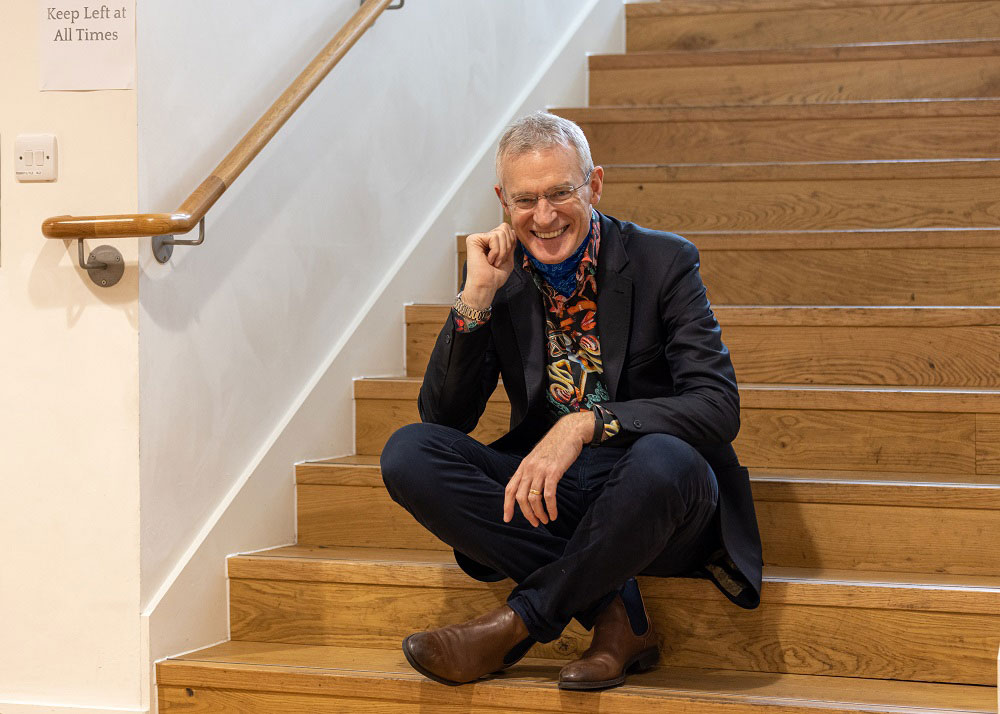 Jeremy Vine - 2020 Wells Festival of Literature
