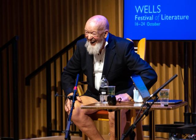 Michael Eavis - 2020 Wells Festival of Literature