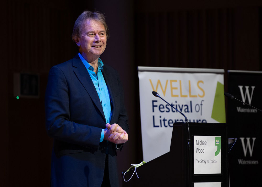 Michael Wood - 2020 Wells Festival of Literature