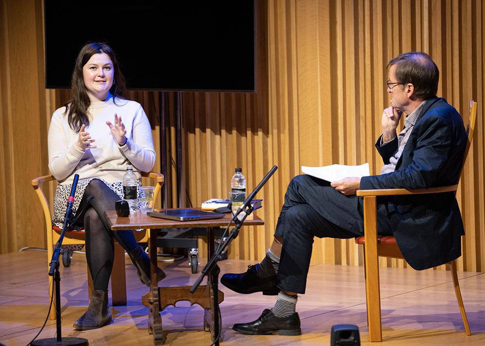 Olivia Williams - 2020 Wells Festival of Literature