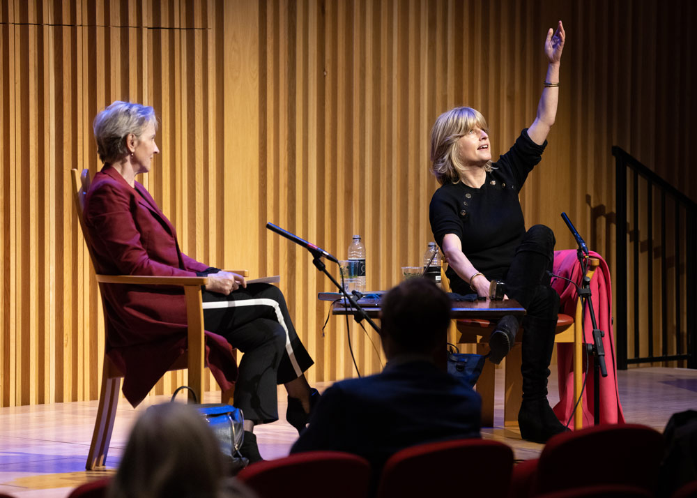 Rachel Johnson - 2020 Wells Festival of Literature
