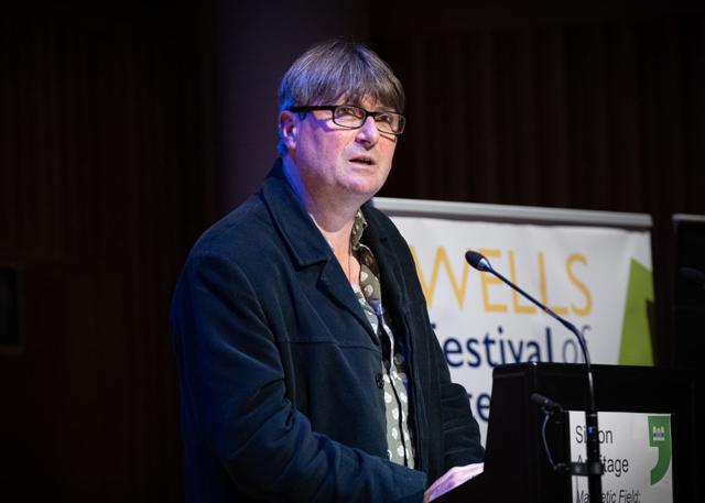 Simon Armitage - 2020 Wells Festival of Literature